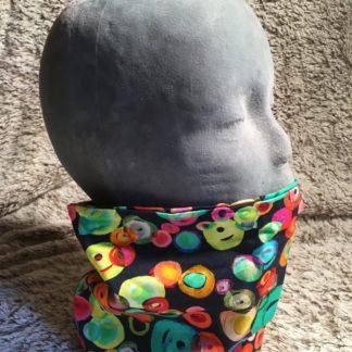 tour cou tissu enfant